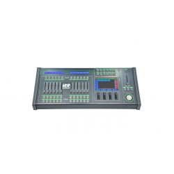 CONSOLA DMX DIGITAL ION MASTER 6 UNIVERSOS DMX (made in italy)