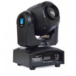 LED MINI MOVING HEAD SPOT 10W BIG DIPPER