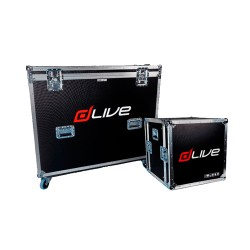 Flight Case para S7000 Allen & Heath DL-S7-FC