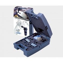 Kit de Microfonos para Bateria y Percusion JTS en Maleta