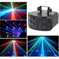 Efecto Led Double Derby WildPro