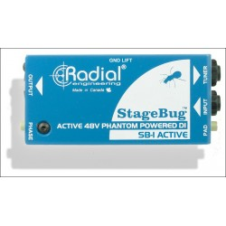 Caja Directa Radial Activa SB-1